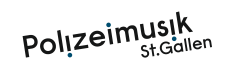 Logo der Polizeimusik St.Gallen